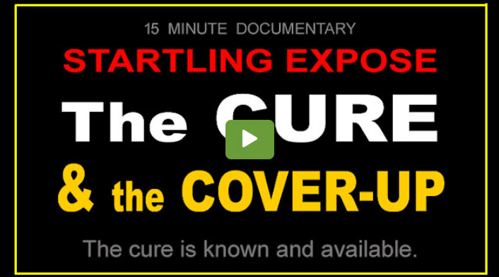 THE CURE and the COVER-UP